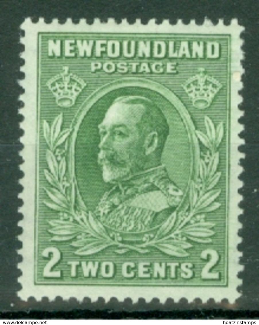 Newfoundland: 1932/38   Pictorial  SG223     2c      MH - 1908-1947