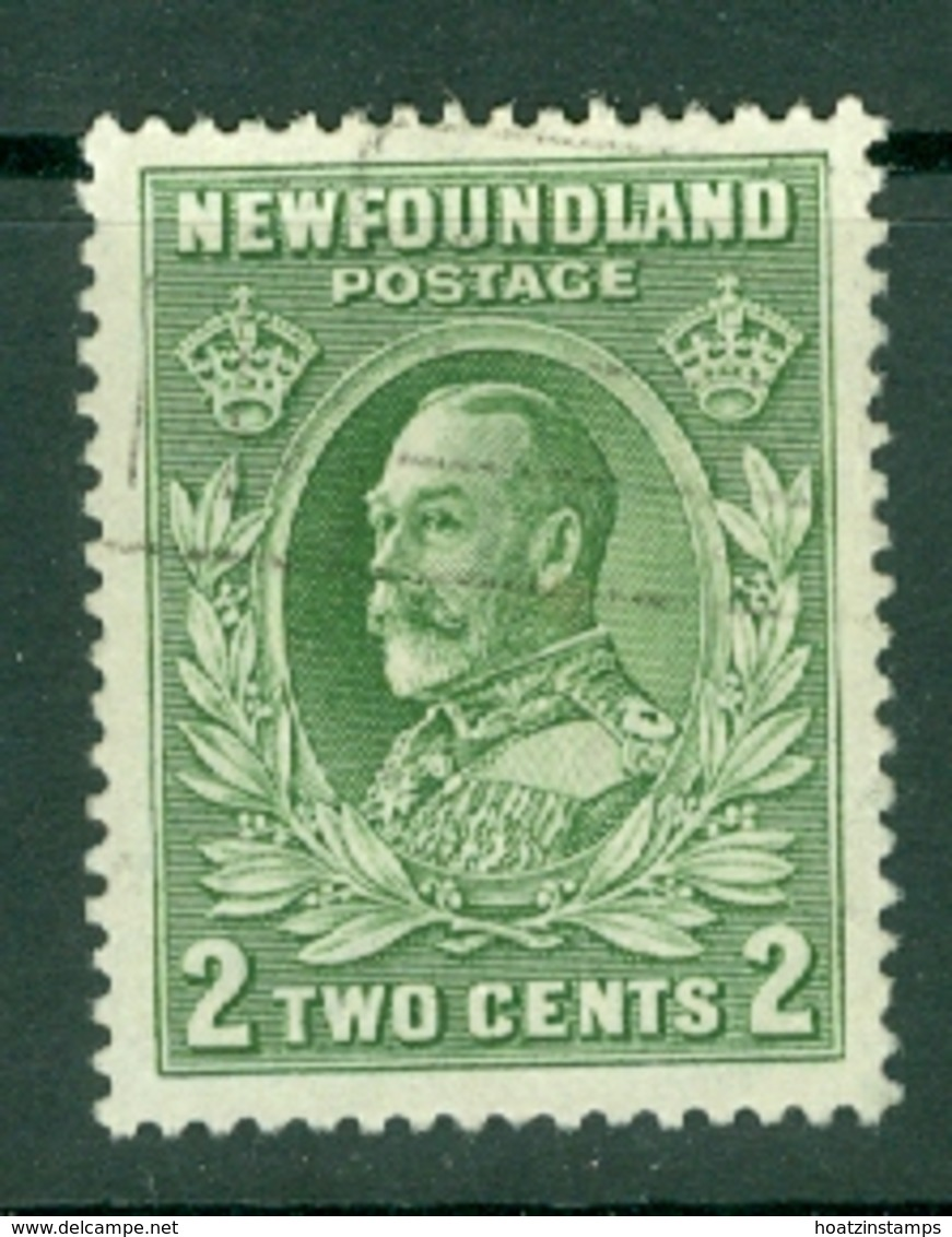 Newfoundland: 1932/38   Pictorial  SG223     2c      Used - 1908-1947