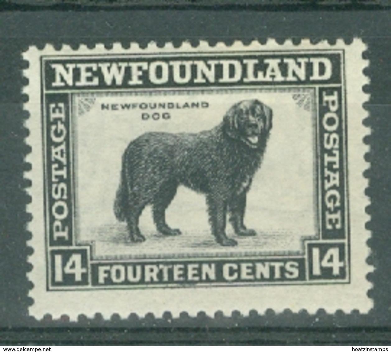 Newfoundland: 1932   Pictorial  SG216     14c      MH - 1908-1947