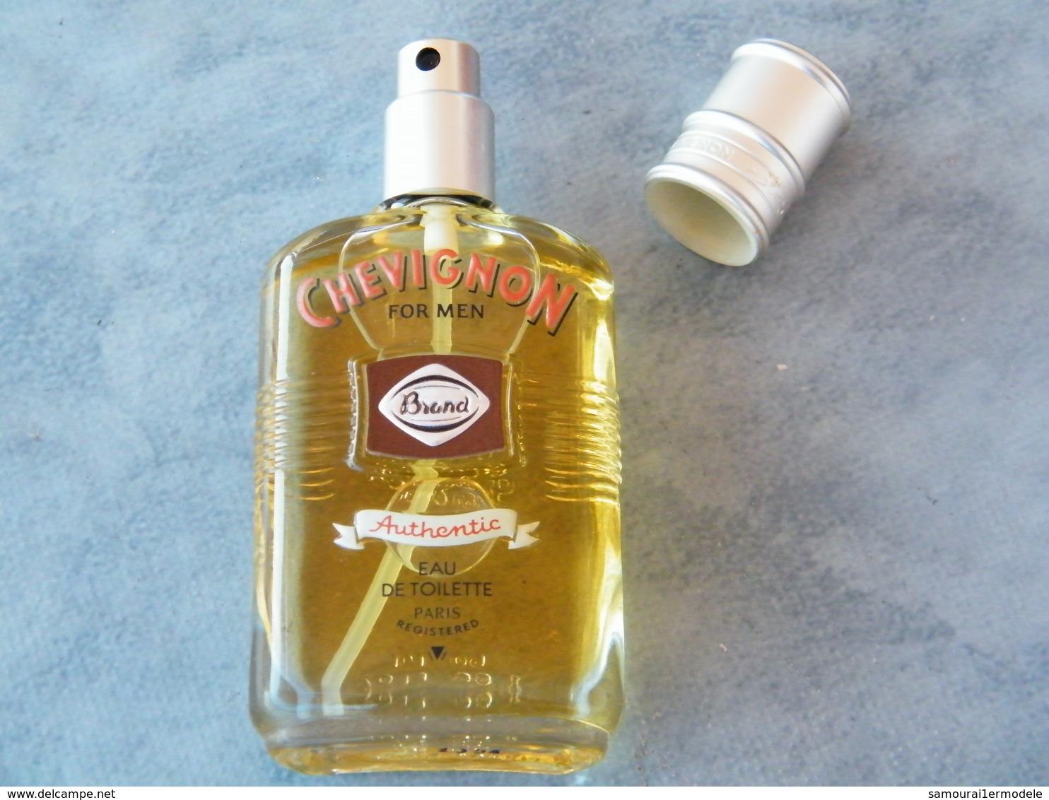 "CHEVIGNON Eau De Toilette Homme 50 Ml ( NOS) ""neuf"" - Fragrances (new And Unused)"