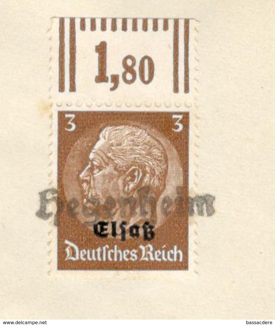 14009 - Hegenheim - Allemagne
