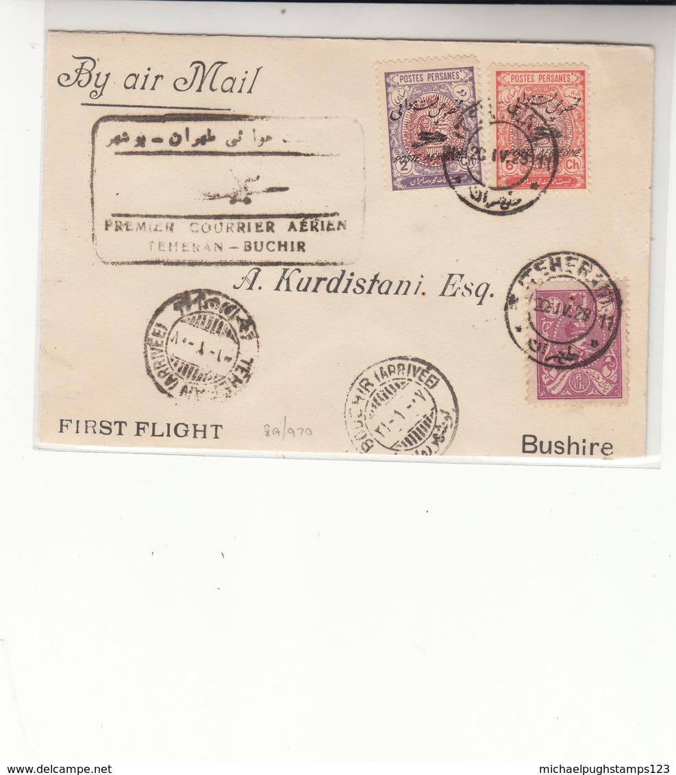 Iran / Airmail - Iran