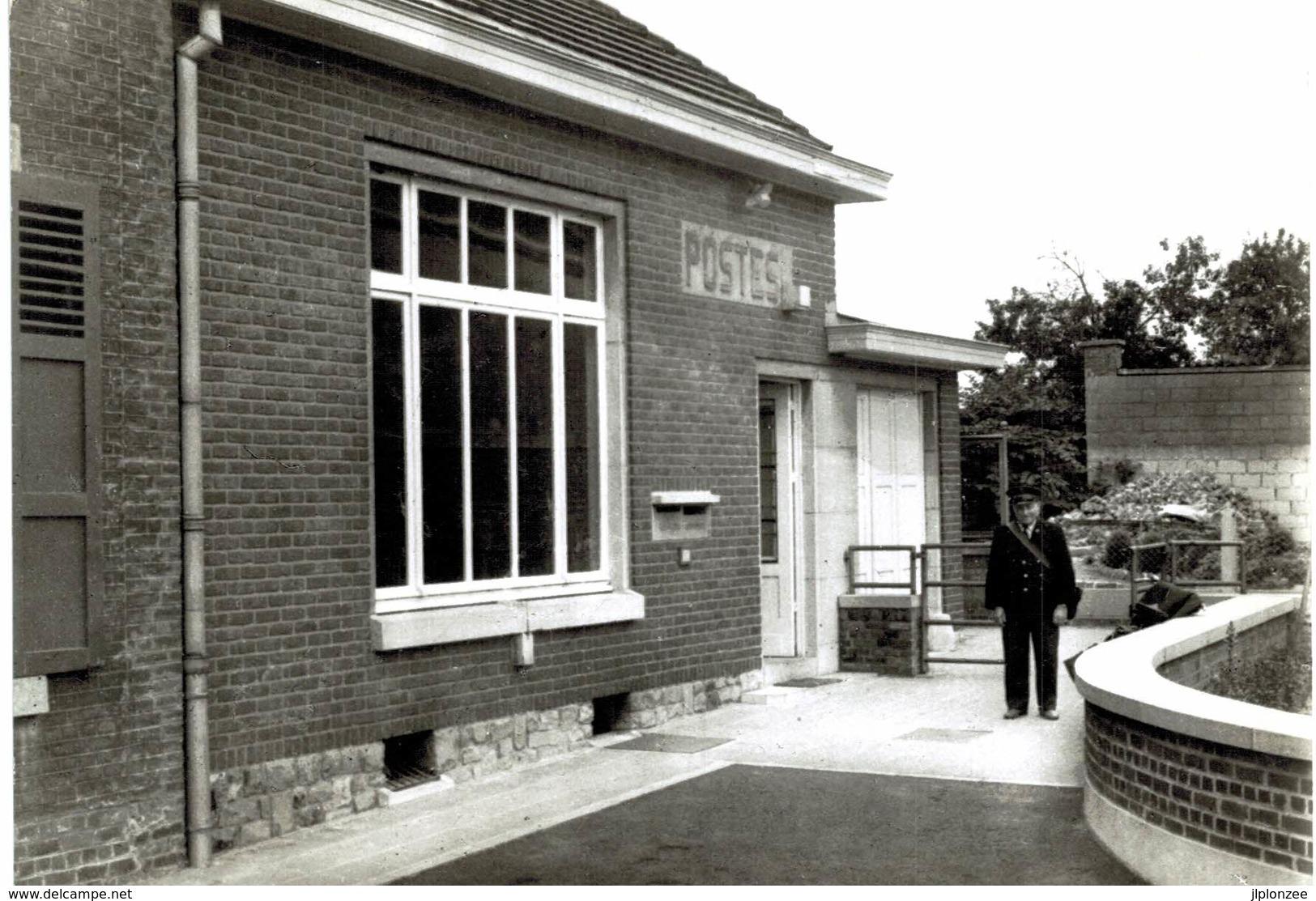 EGHEZéE   Bureau Des Postes. - Eghezée