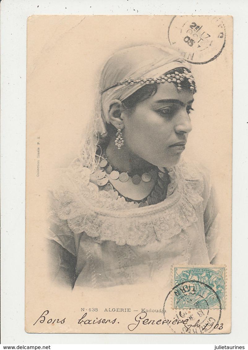 ALGERIE KADOUDJA - Algeria