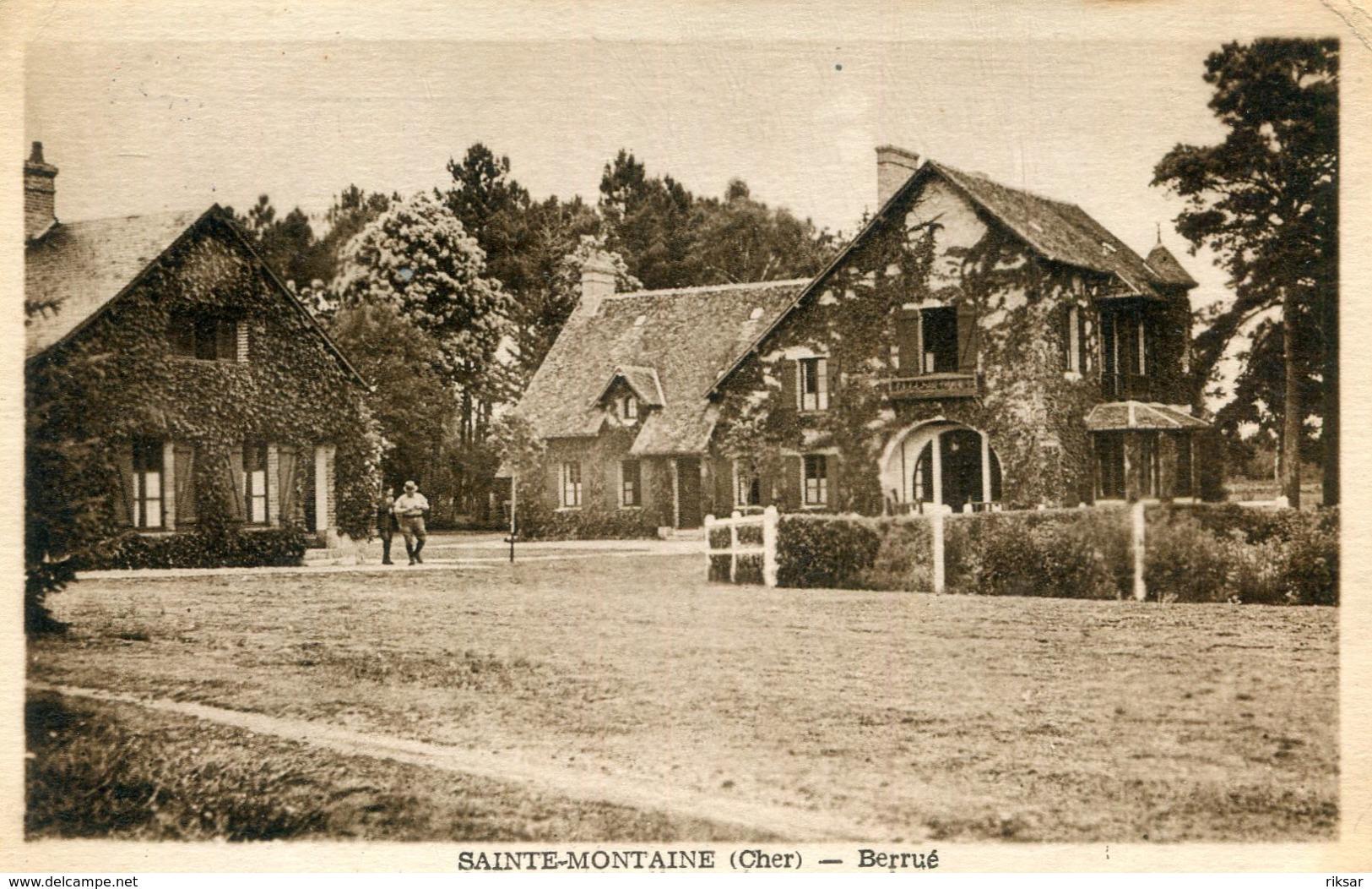 SAINTE MONTAGNE - Autres Communes