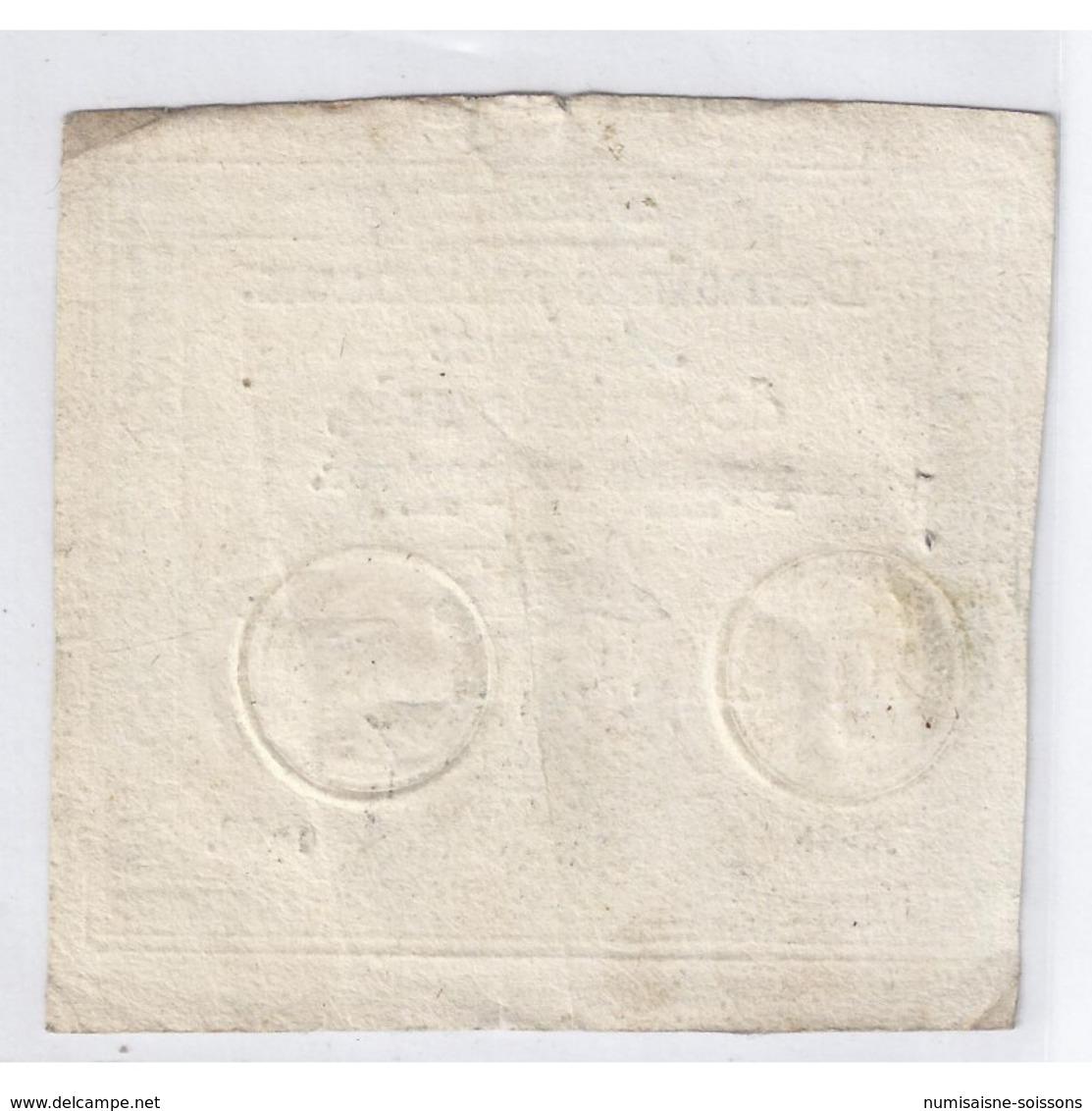ASSIGNAT DE 15 SOLS - SERIE 1788 - 04/01/1792 - TB/TTB - Assignats & Mandats Territoriaux