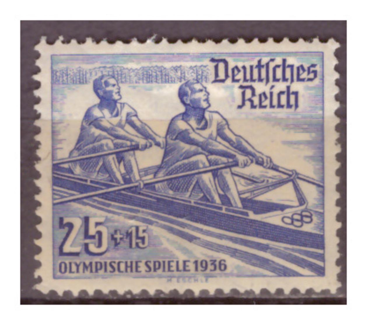 3.Reich: 1936: Nr. 615, Postfrisch - Germany
