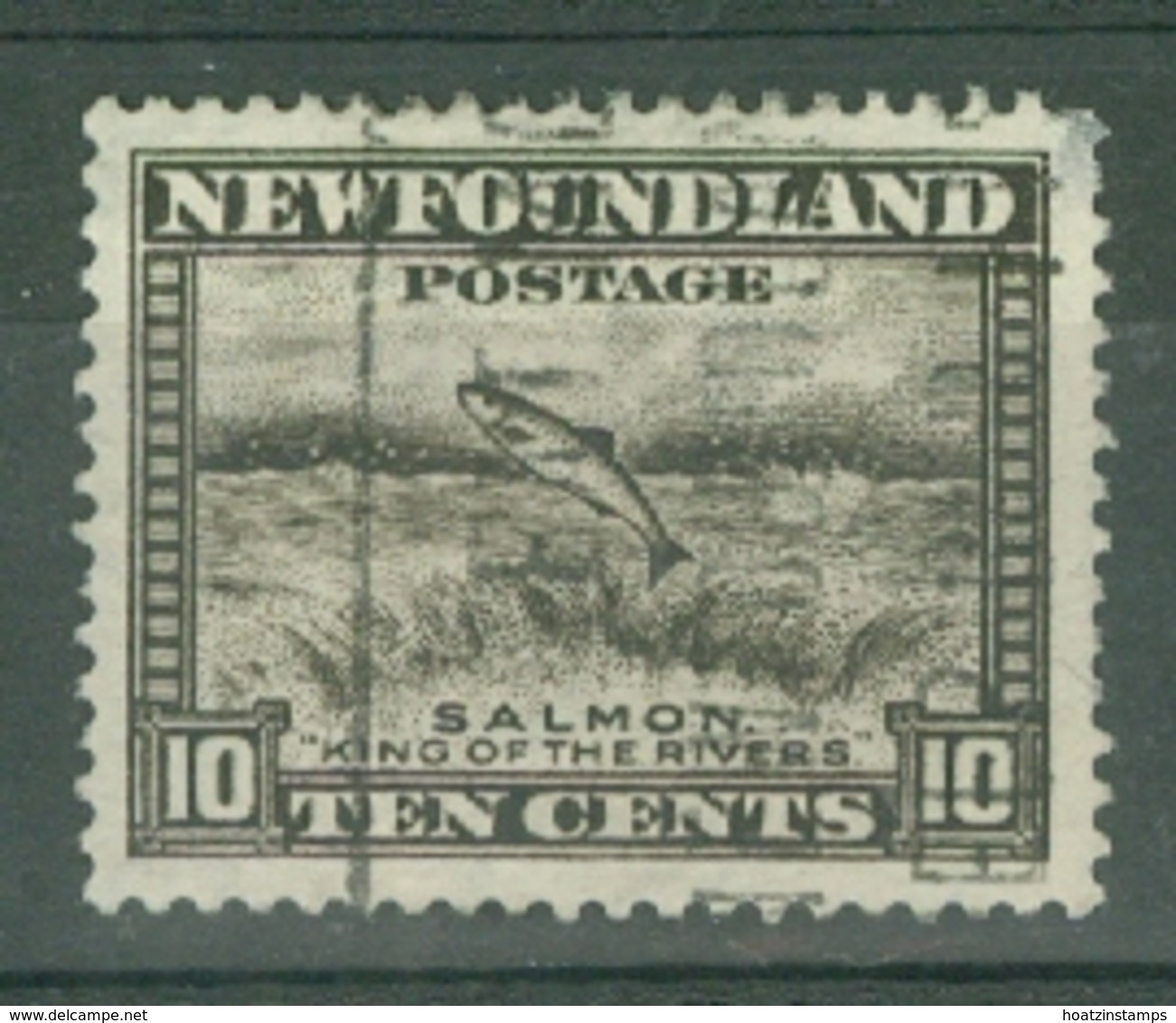 Newfoundland: 1932   Pictorial  SG215     10c      Used - 1908-1947