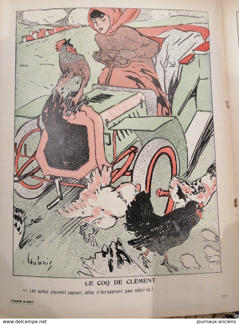 1904 LE PNEU MICHELIN BOIT L'OBSTACLE - RENAULT.- SERPOLLET - GLADIATOR - OLDSMOBILE - CHARRON GIRARDOT VOIGT - Journaux - Quotidiens