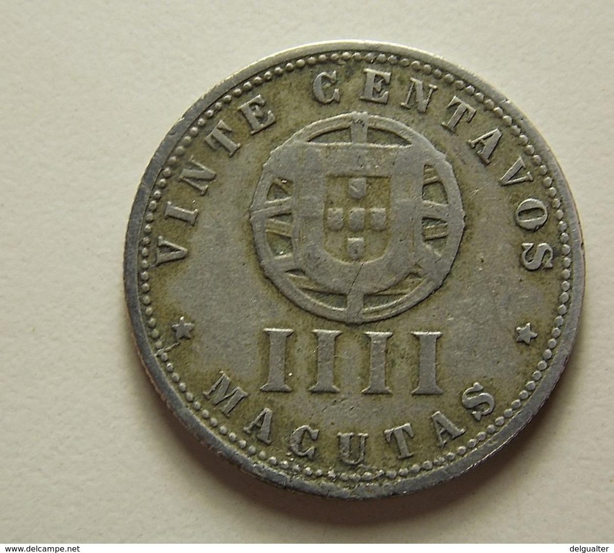 Portugal Angola IIII Macutas 1927 - Portugal