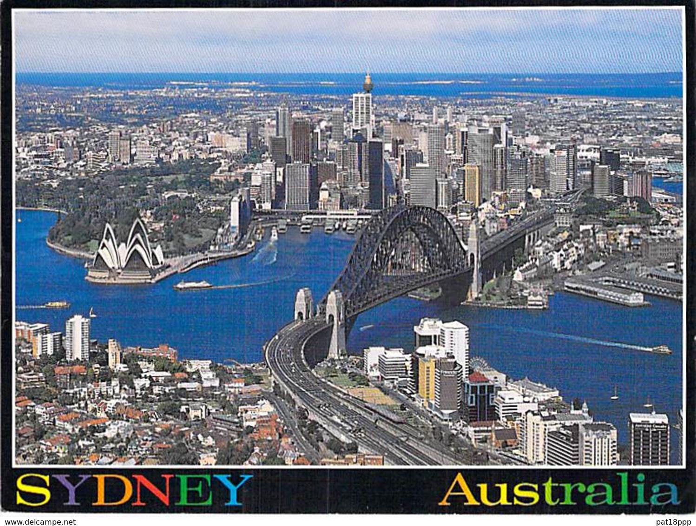 ** Lot Of 3 Postcards ** AUSTRALIA ( New South Wales ) SYDNEY - CPSM CPM Grand Format - Australie - Sydney