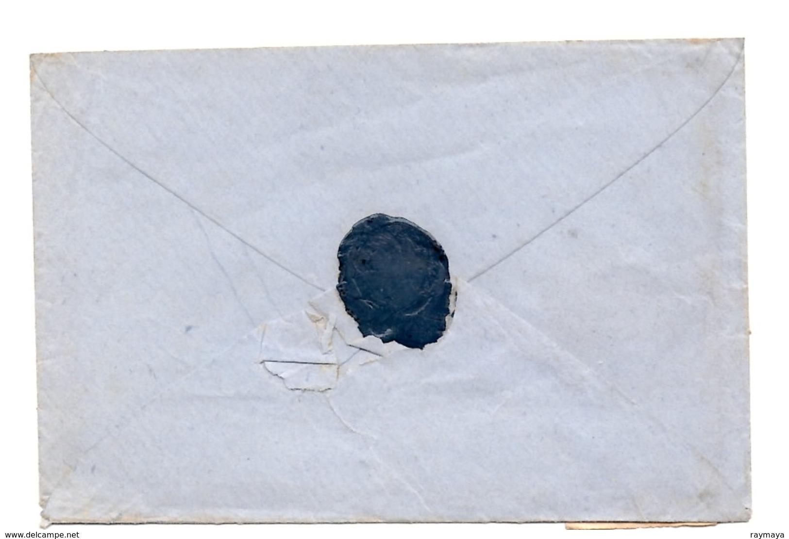 Lettre 1862 - 1862 Napoleon III