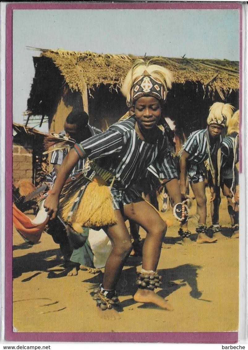REGION DE MAN  Danseuse Yacouba - Côte-d'Ivoire