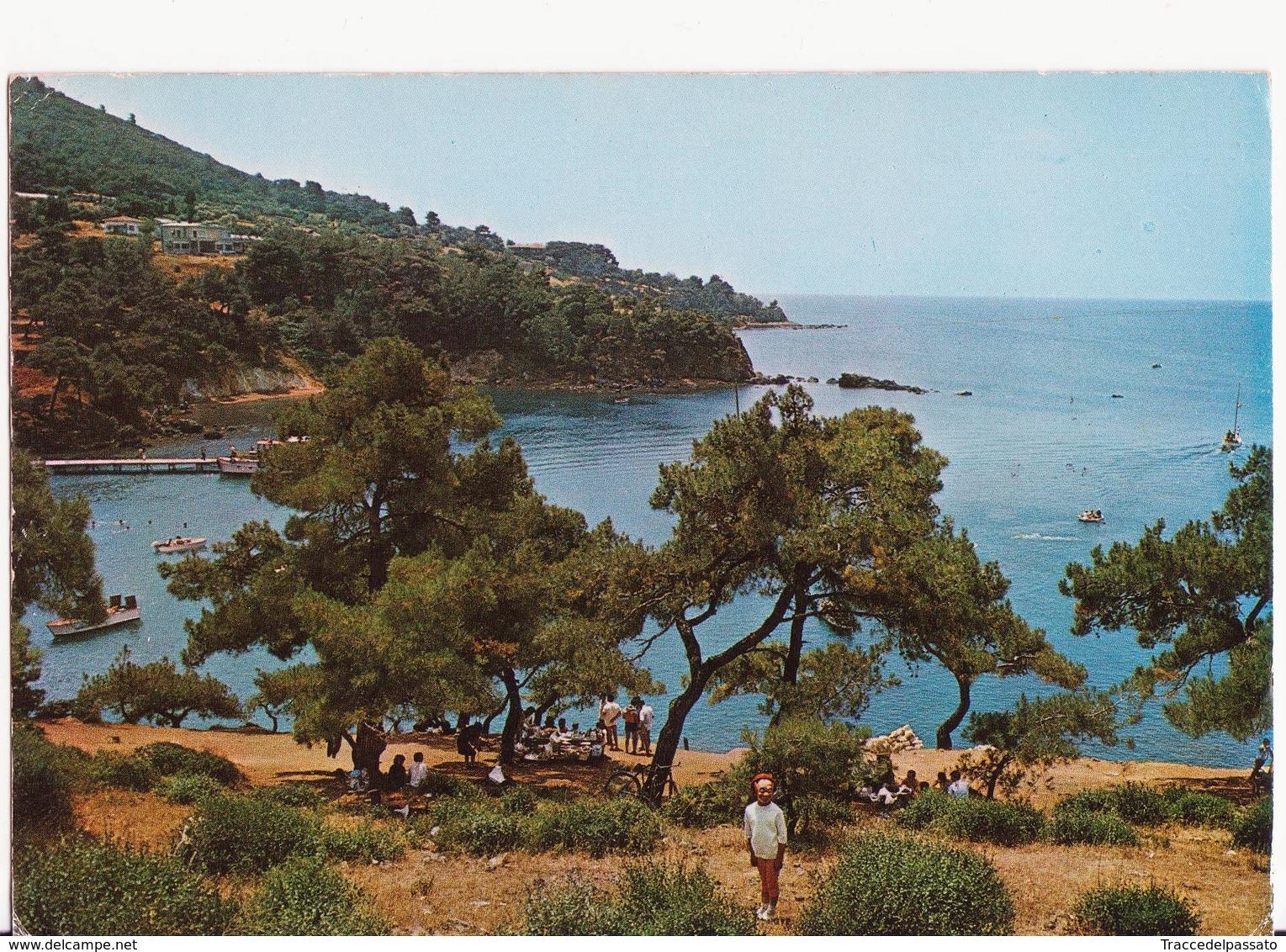 CARTOLINA ISTANBUL Ve INCILERI - TURCHIA - BUYUKADA - YORUKALI THE PRINCES ISLANDS - '70 - Turchia