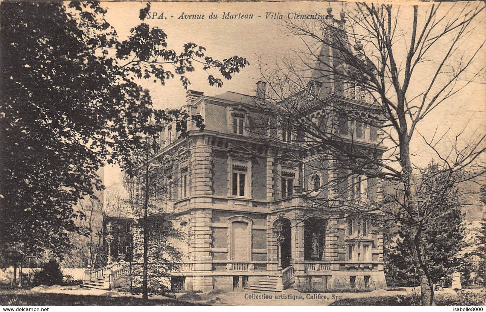 Spa     La Fraineuse     Avenue De Marteau  Villa Clémentin       I 5606 - Spa