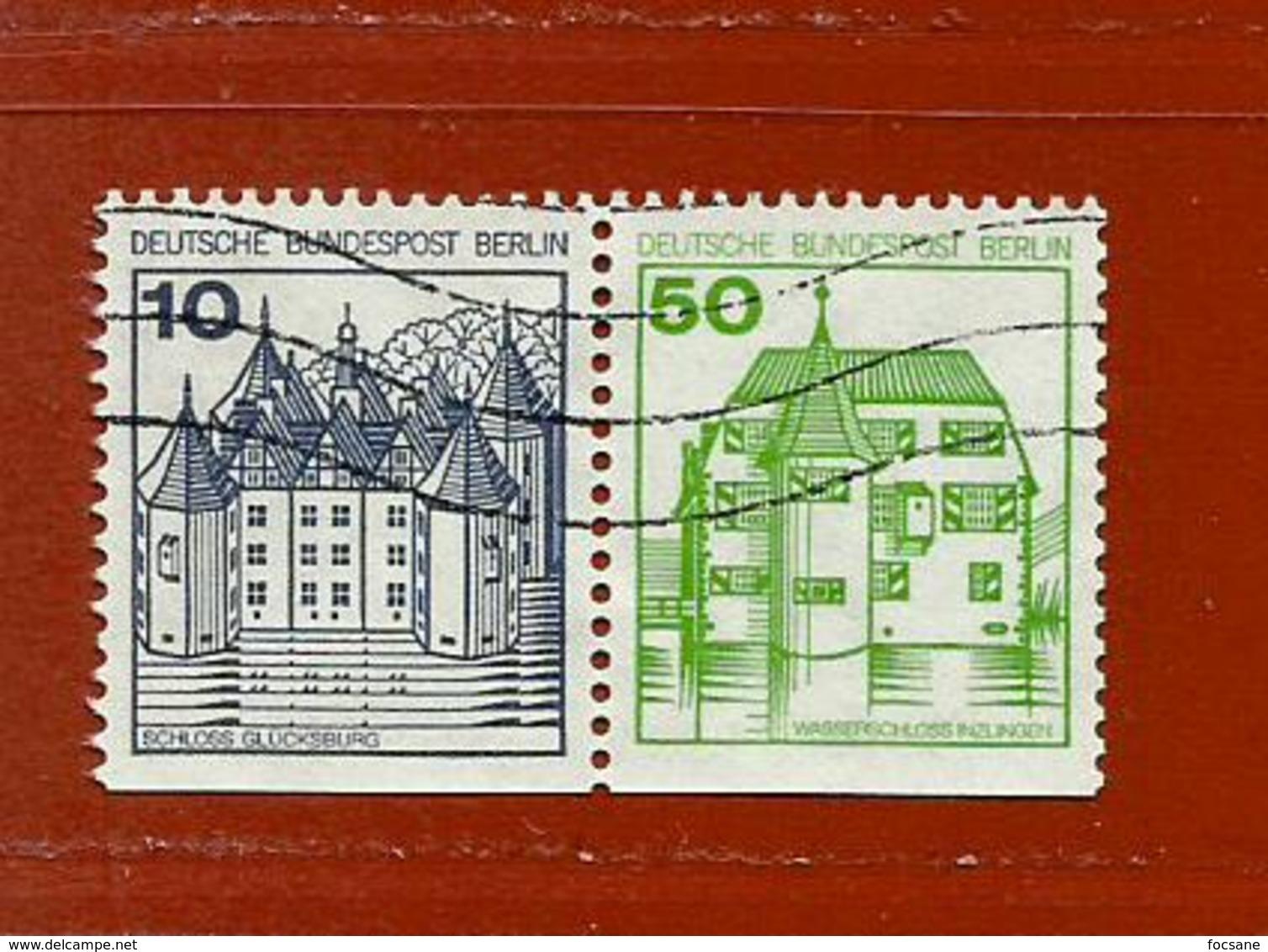 Allemagne Berlin N° 596 B & 574 B - [5] Berlino