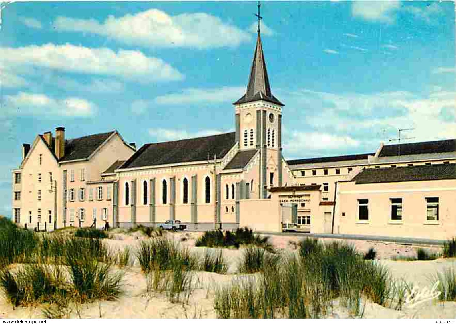 62 - Berck Sur Mer - L'Institut Cazin-Perrochaud - Flamme Postale - Voir Scans Recto-Verso - Berck