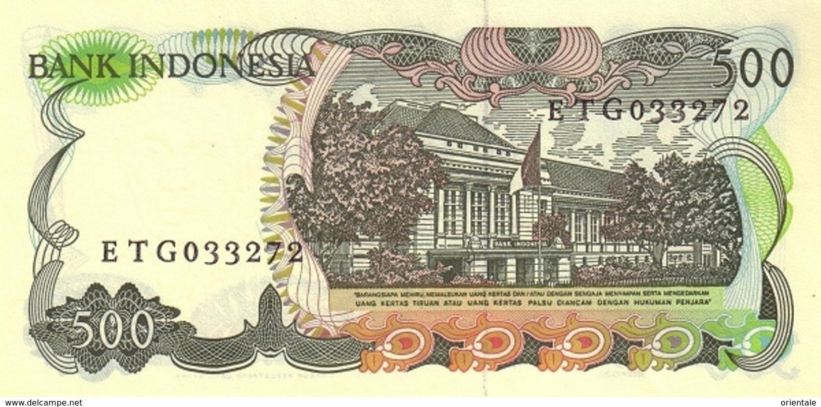 INDONESIA P. 121 500 R 1982 UNC - Indonésie