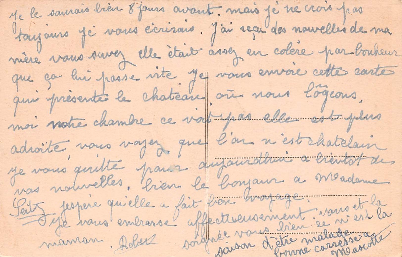 63 // AVEZE - LE CHATEAU DE CHAZELLES - EDITIONS COMBIER - Andere Gemeenten