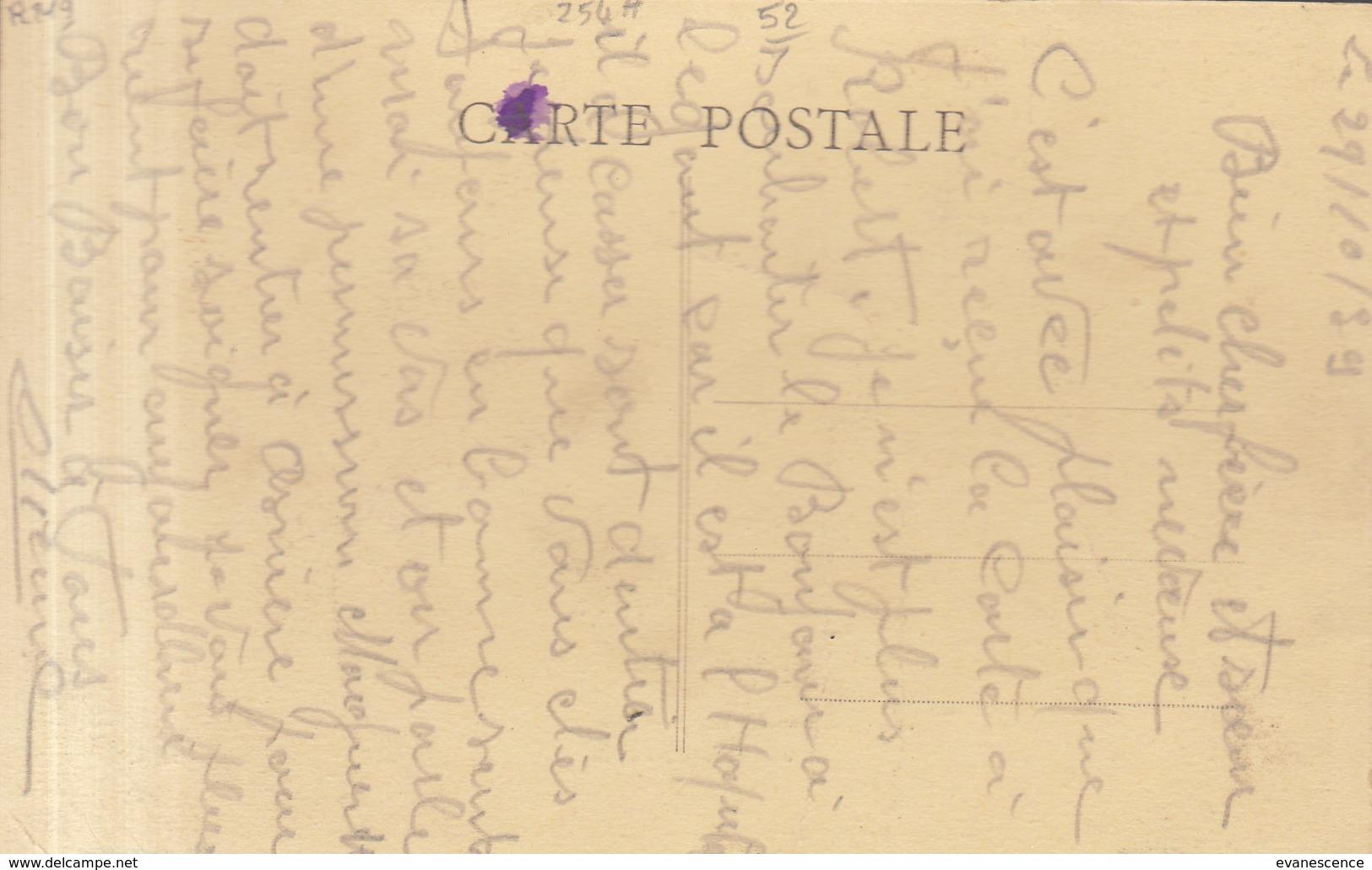 52 PUELLEMONTIER     ////  REF  .  FEV. 19 / N° 7949 - France