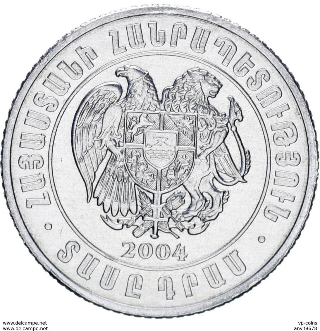 ARMENIA  20 DRAM  2003 UNC - Armenia