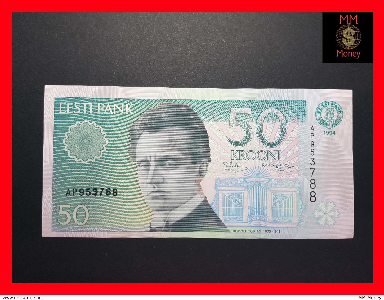 ESTONIA 50 Krooni 1994  P. 78  UNC - Estonia