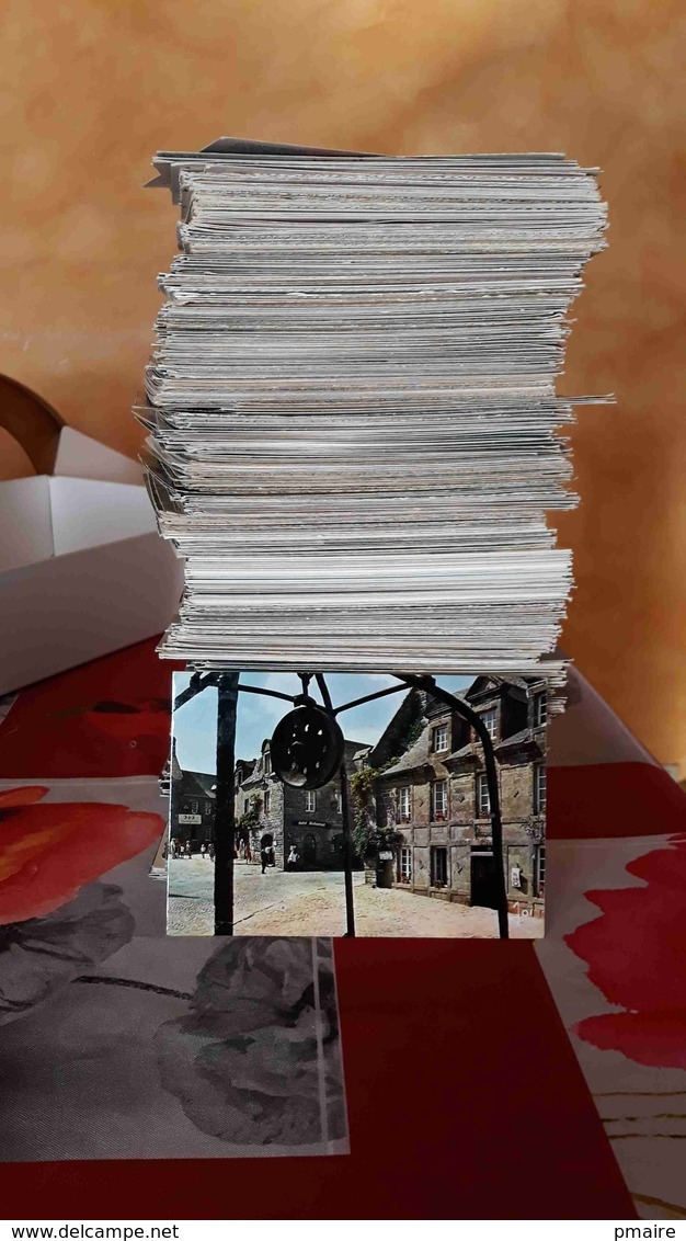 Lotcpa 522  Gros Lot De CPSM Grand Formats - Environ 760 Cartes Voir Description - Cartes Postales