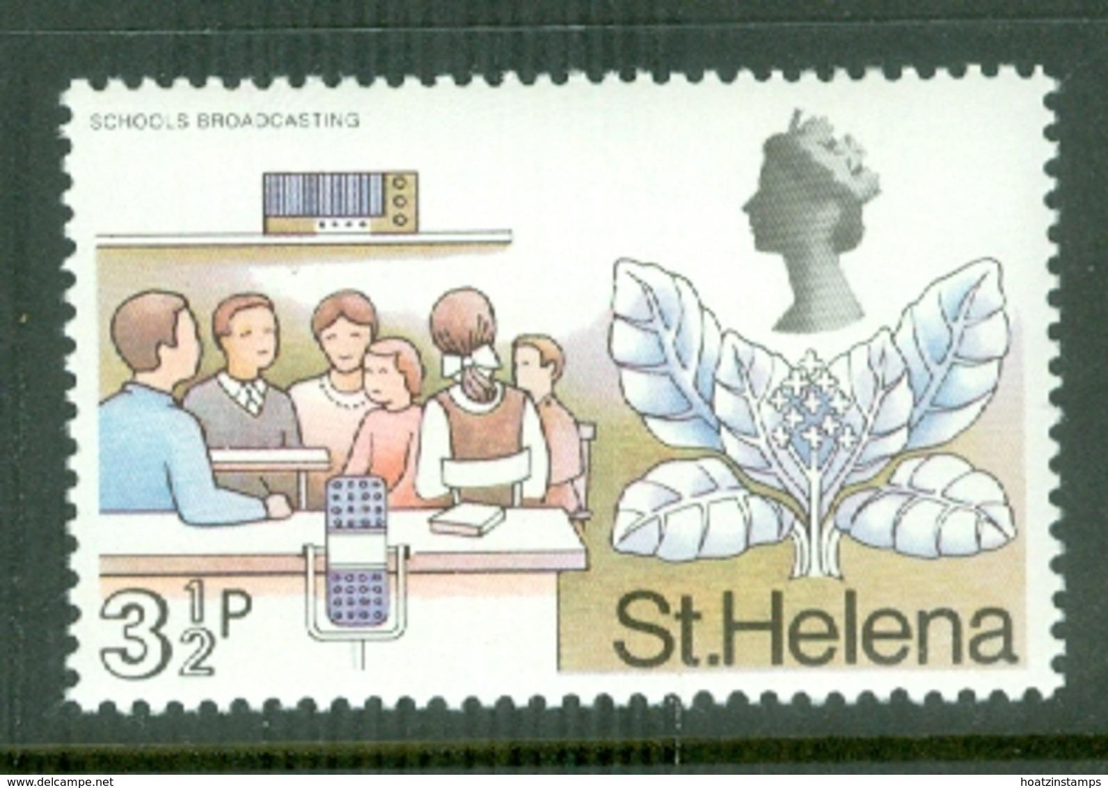 St Helena: 1971   QE II - Pictorial - Decimal Currency    SG266    3½p       MNH - Isola Di Sant'Elena