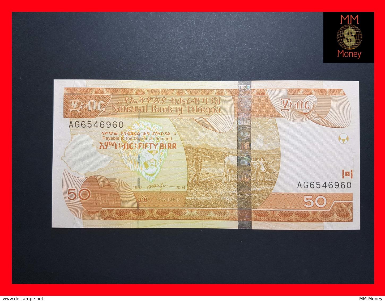 ETHIOPIA 50 Birr 2004  P. 51 B  UNC - Ethiopie