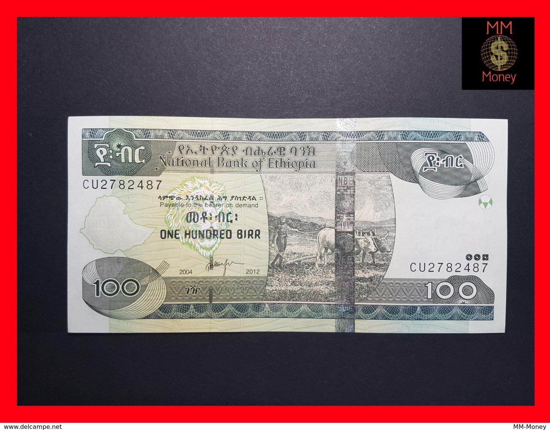 ETHIOPIA 100 Birr 2011  P. 52    AU - Ethiopie