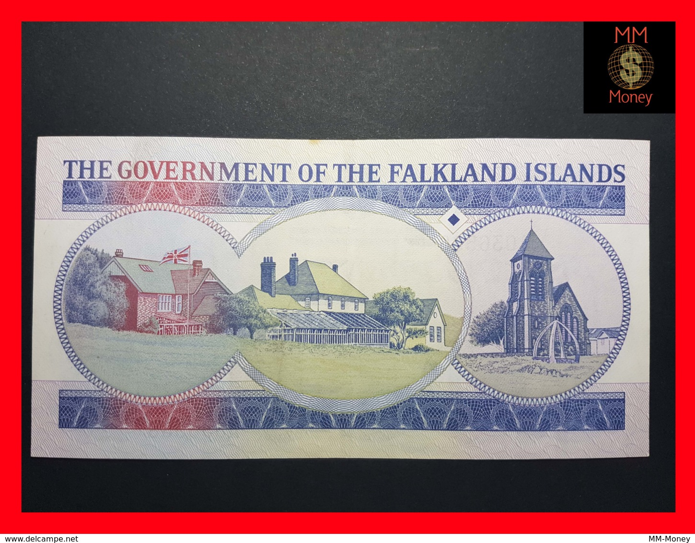 FALKLAND 1 £ 1.10.1984  P. 13  XF   SPOT - Falkland
