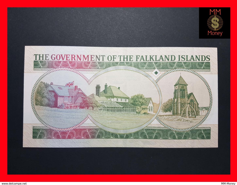 FALKLAND 10 £  1.9.1986  P. 14  UNC - Falkland Islands