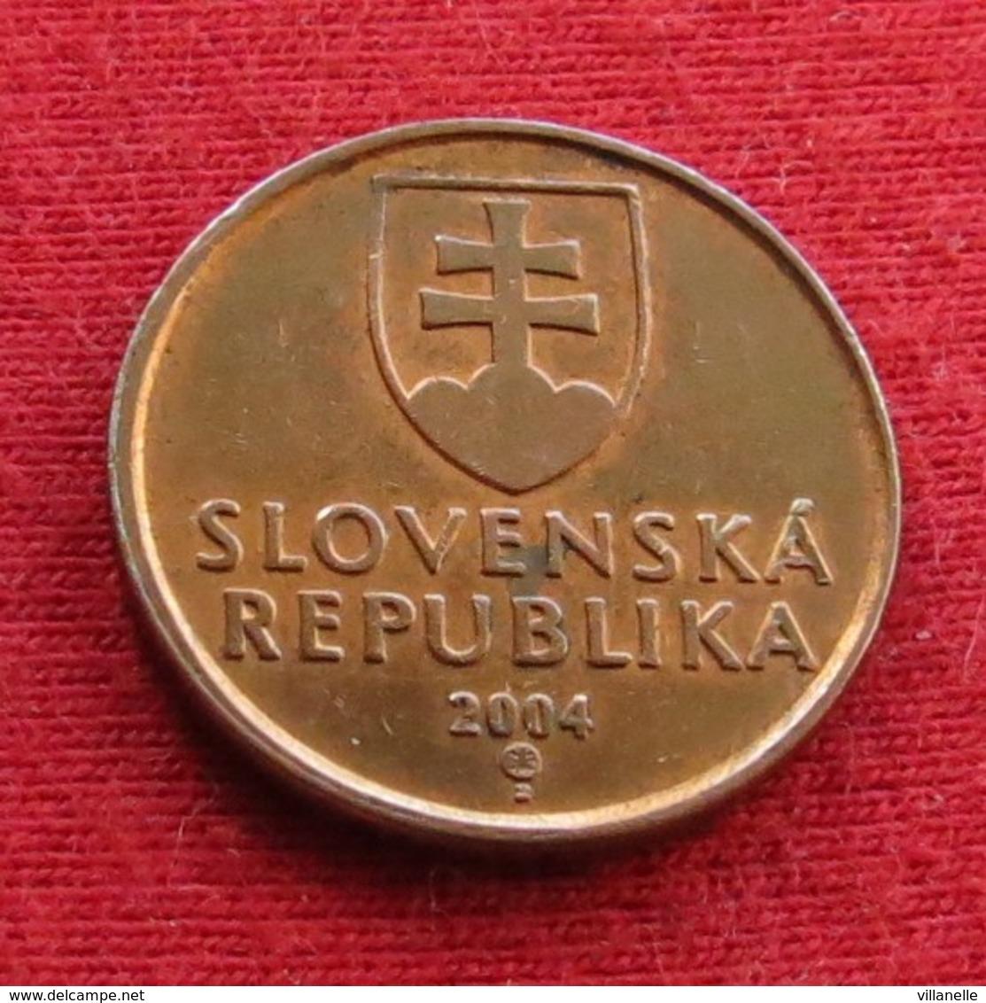 Slovakia 50 Halierov 2004 KM# 35  Eslovaquia Slovaquie Slowakije - Slovaquie