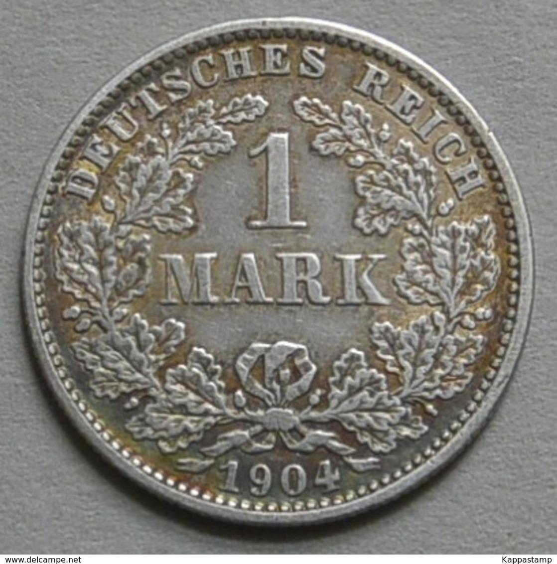 Kaisser 1 Marco Moneta Imperiale  E Vedi Foto - [ 2] 1871-1918: Deutsches Kaiserreich