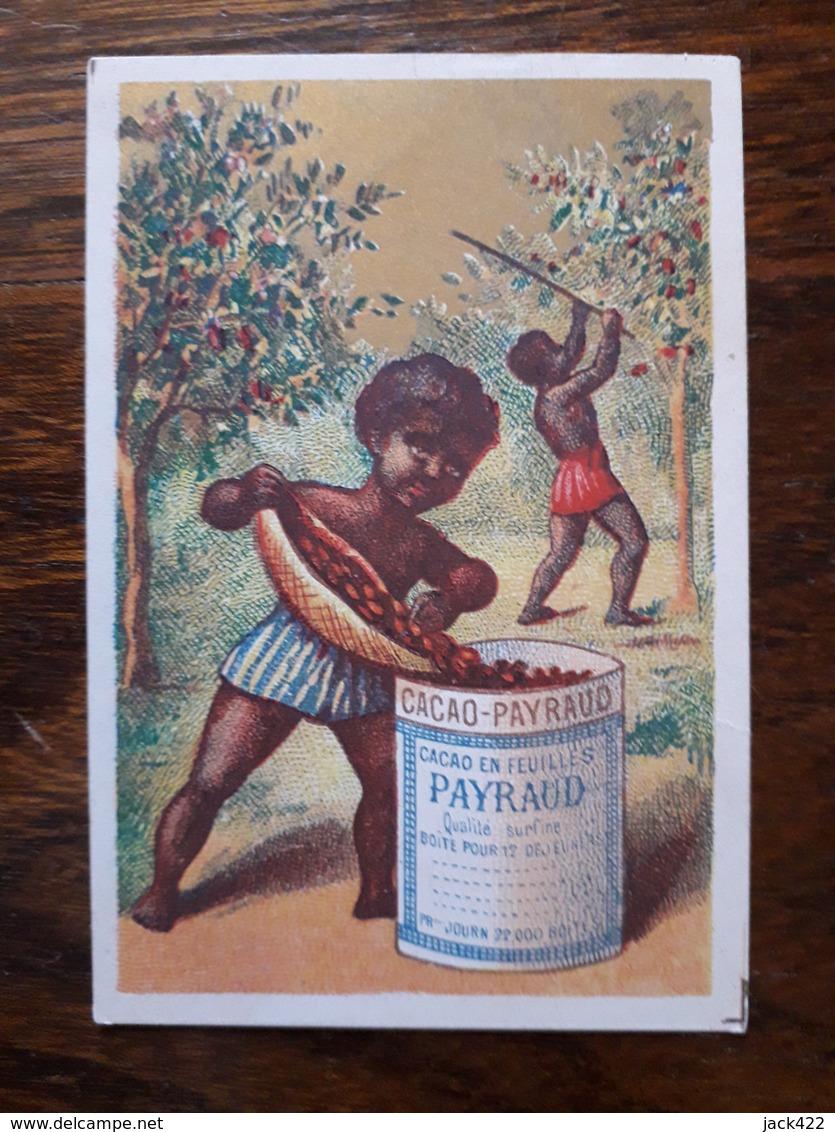 Chromo. Cacao Payraud - Chocolate