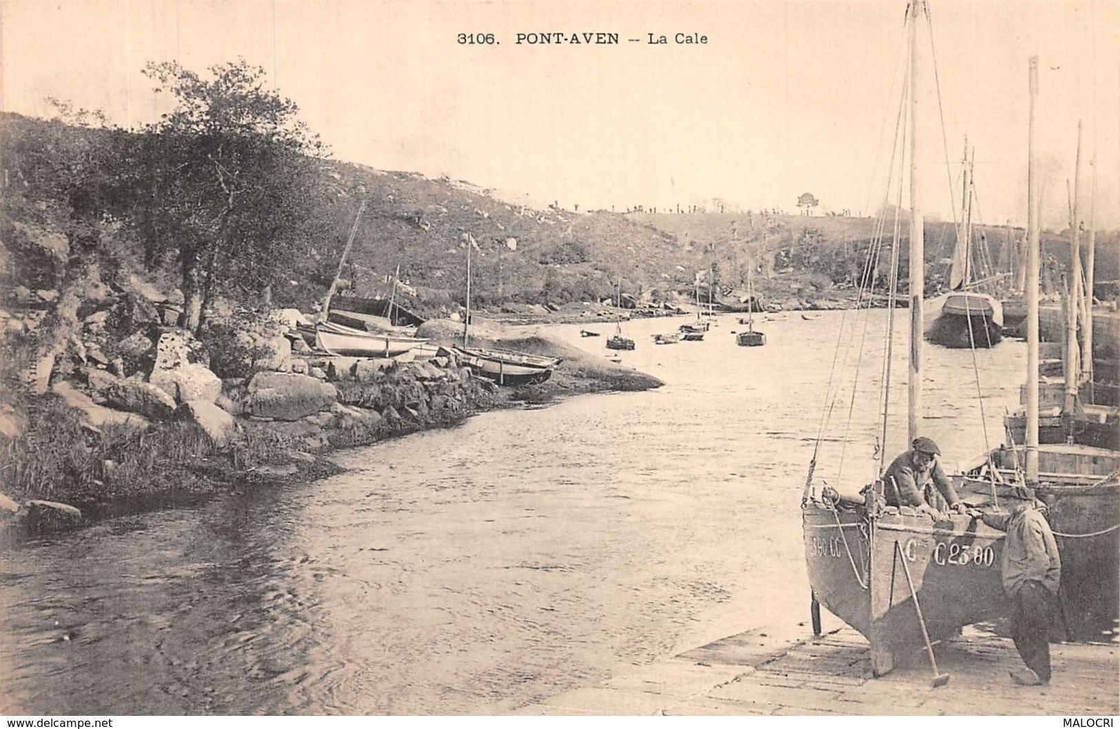 29-PONT AVEN-N°1079-D/0259 - Pont Aven