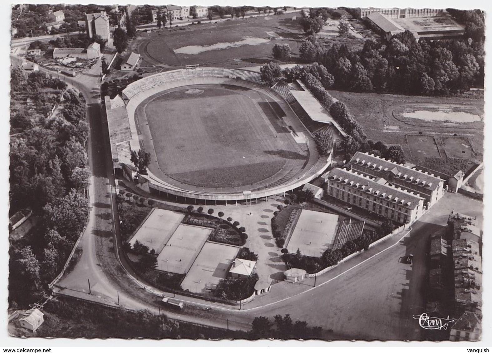 GRENOBLE STADE CHARLES-BERTY STADIUM ESTADIO STADION STADIO - Football