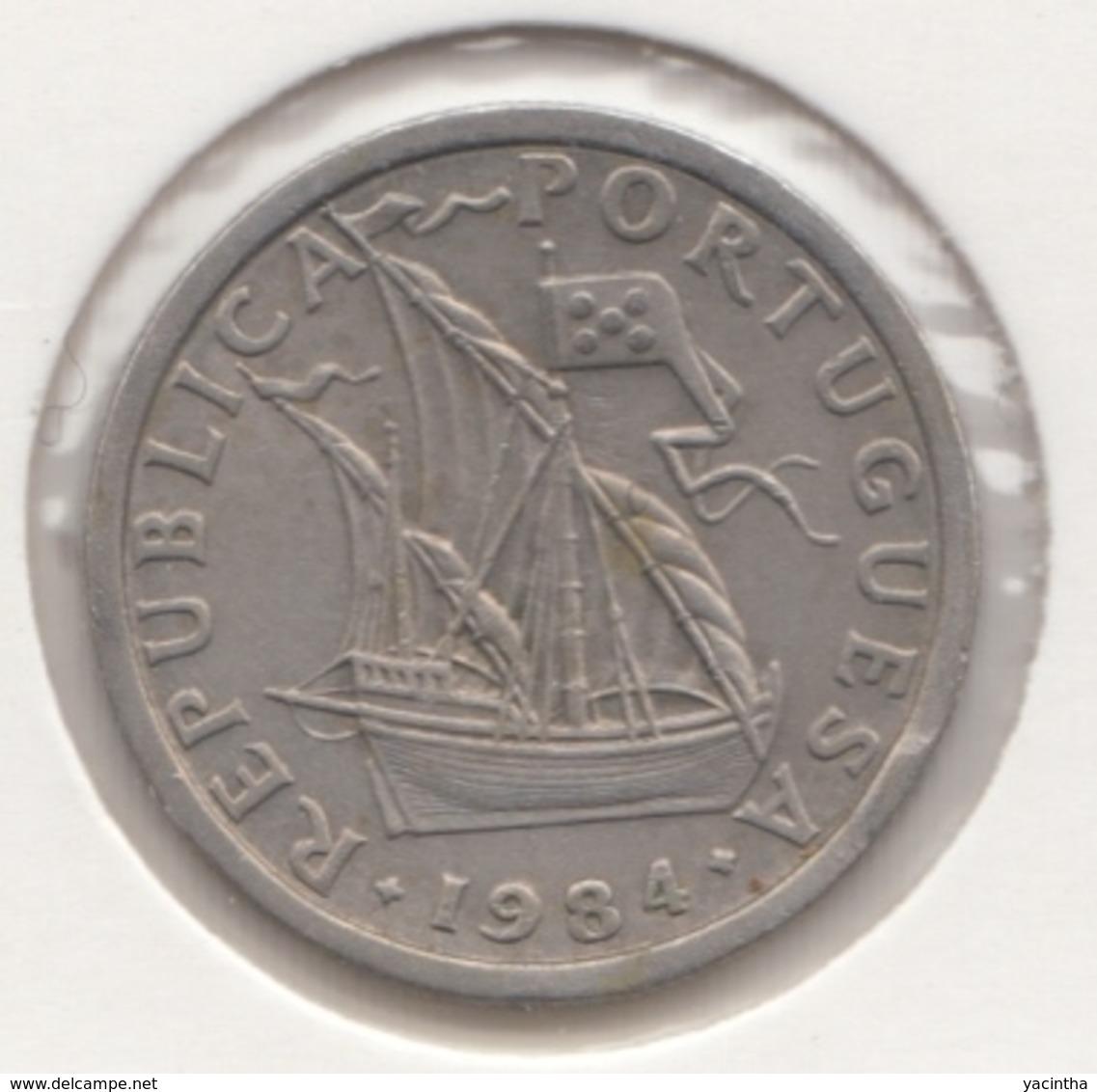 @Y@    Portugal  2 1/2    Escudos   1984      (4656) - Portugal