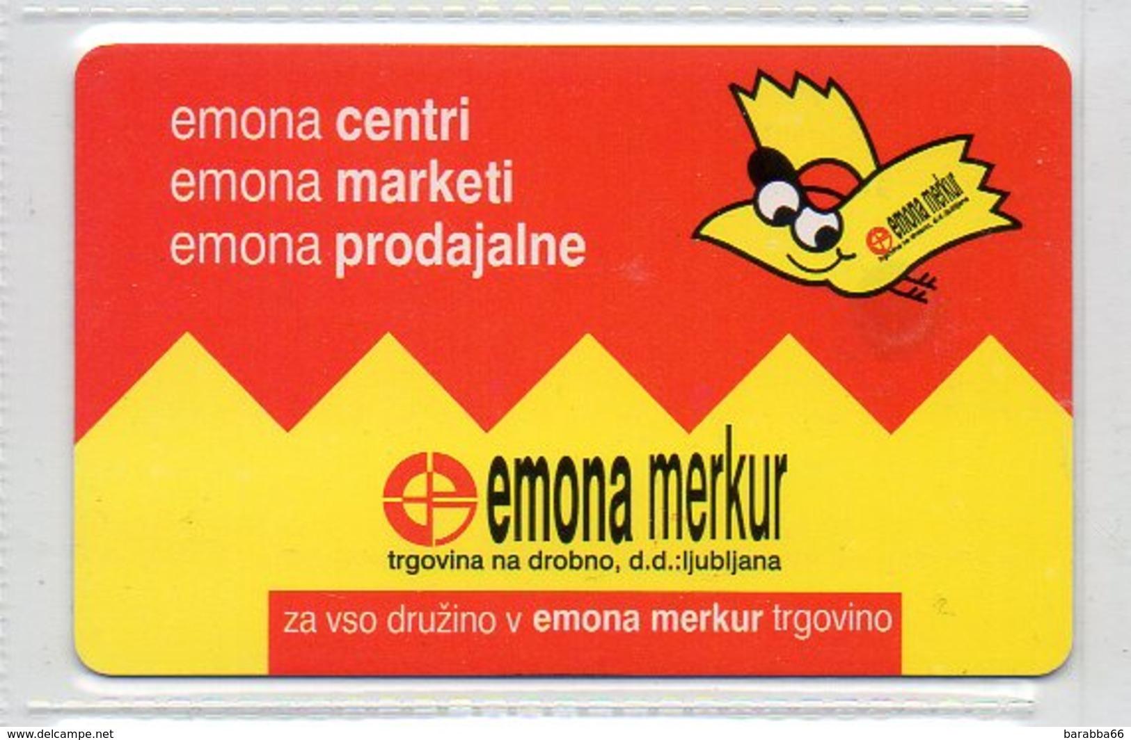 Telekom Slovenije 50 Imp. - ARTS - Slovénie