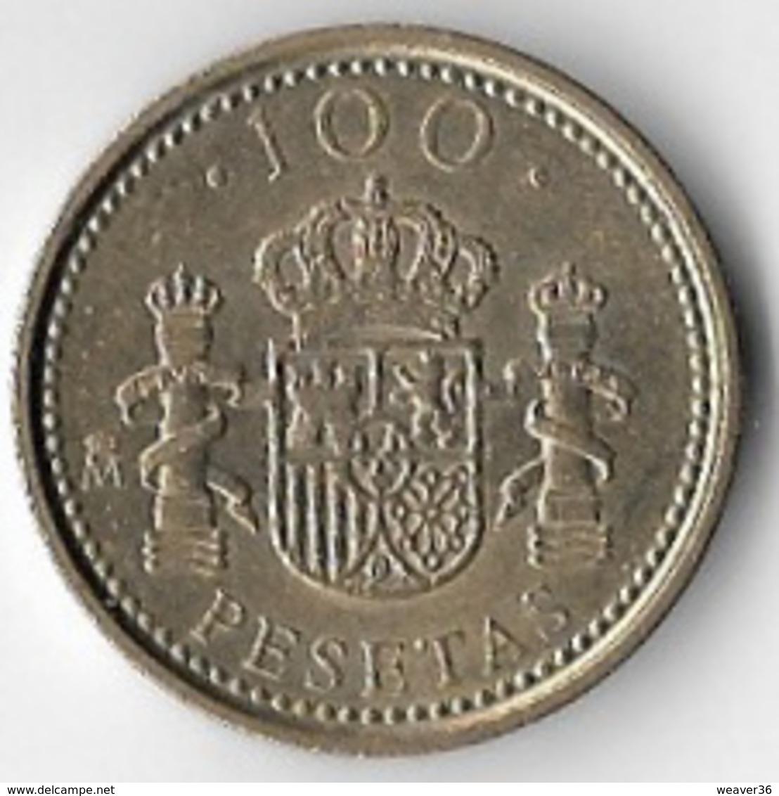 Spain 1998 100 Pesetas [C348/1D] - [ 5] 1949-… : Kingdom
