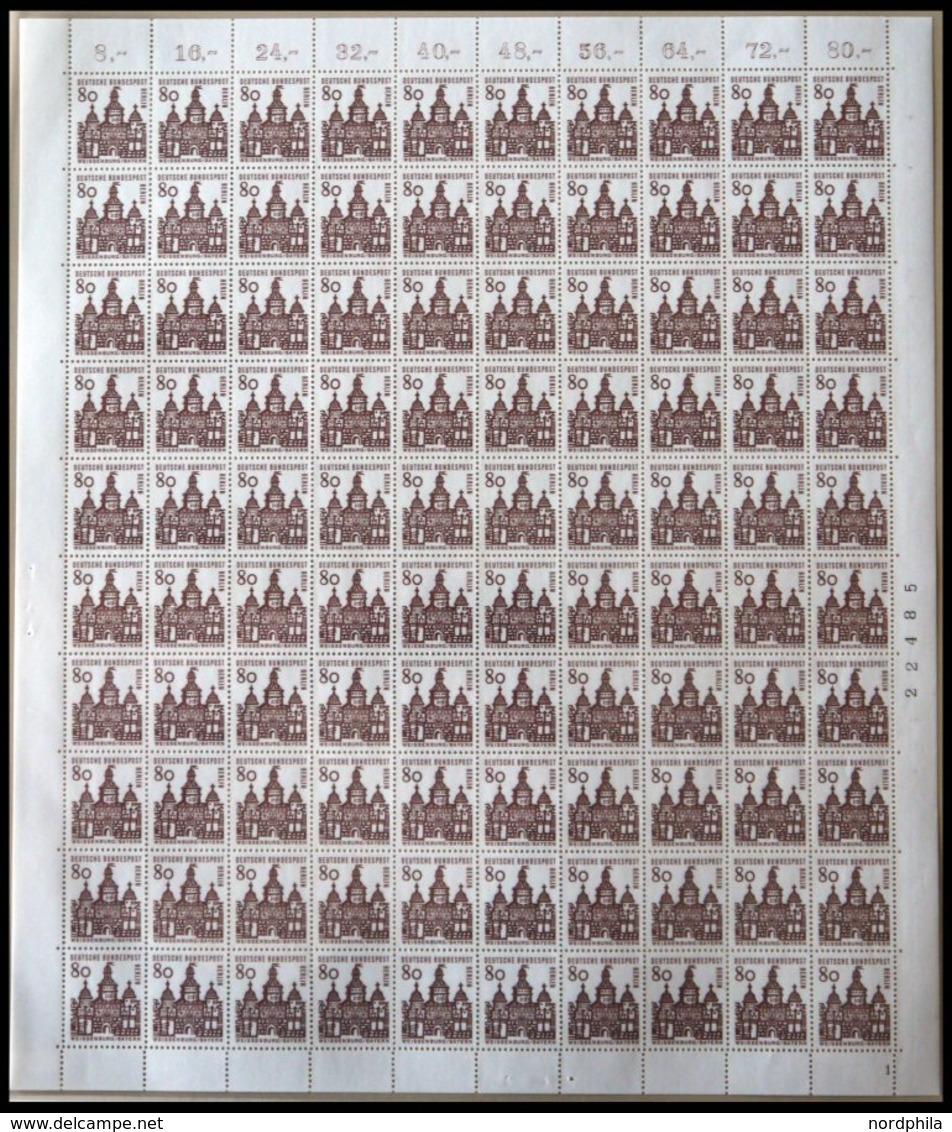 ENGROS 249 **, 1964, 80 Pf. Ellinger Tor Im Bogen (100), Pracht, Mi. 500.- - Deutschland