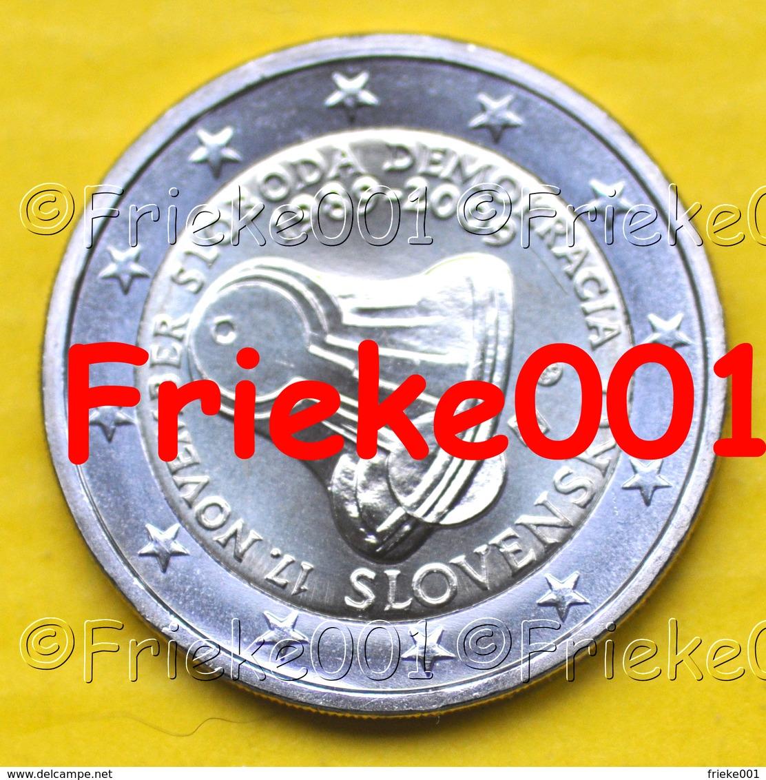 Slovakije - Slovaquie - 2 Euro 2009 Comm - Slovaquie