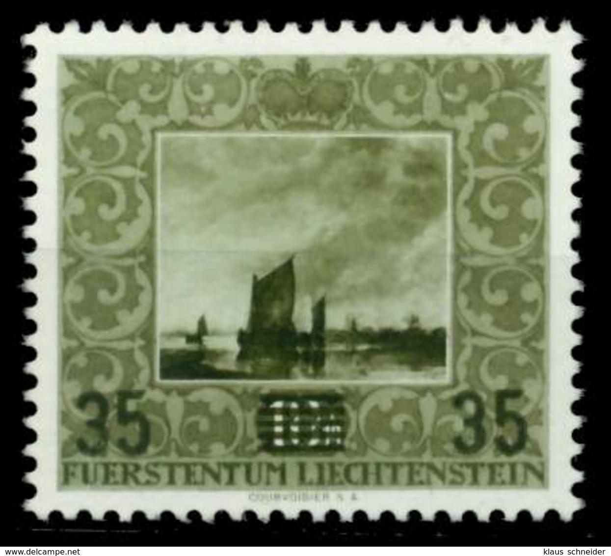 LIECHTENSTEIN 1954 Nr 326 Postfrisch X6FE2AE - Liechtenstein