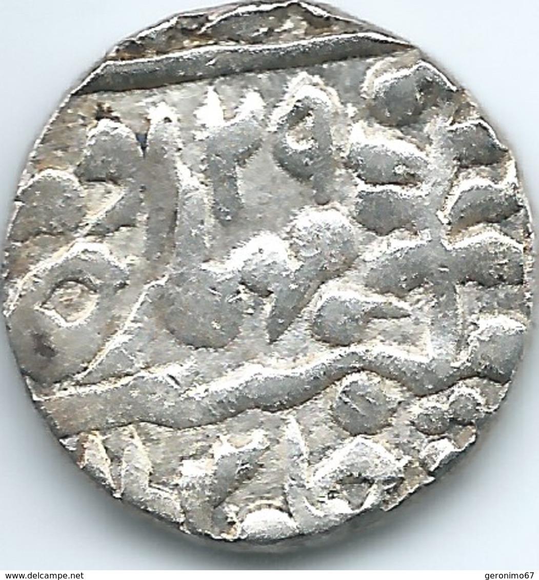 India - Princely States - Jaipur - Madho Singh II - ½ Rupee - (ND - C 1901) - KM142 - Inde