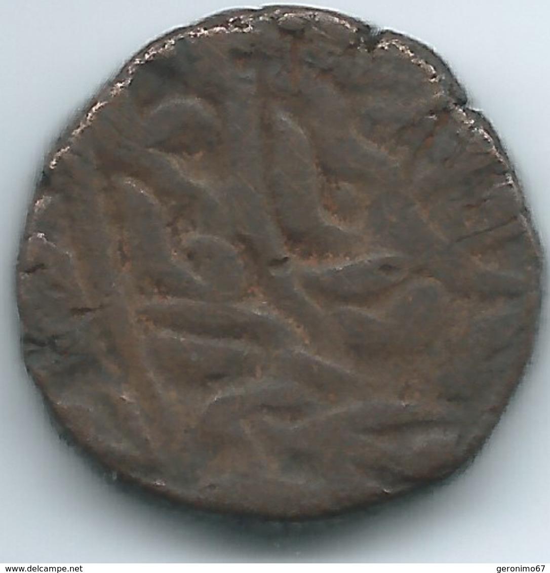 India - Princely States - Jodhpur - ¼ Anna - Sardar Singh (ND - 1901-1910) KM91 - Inde