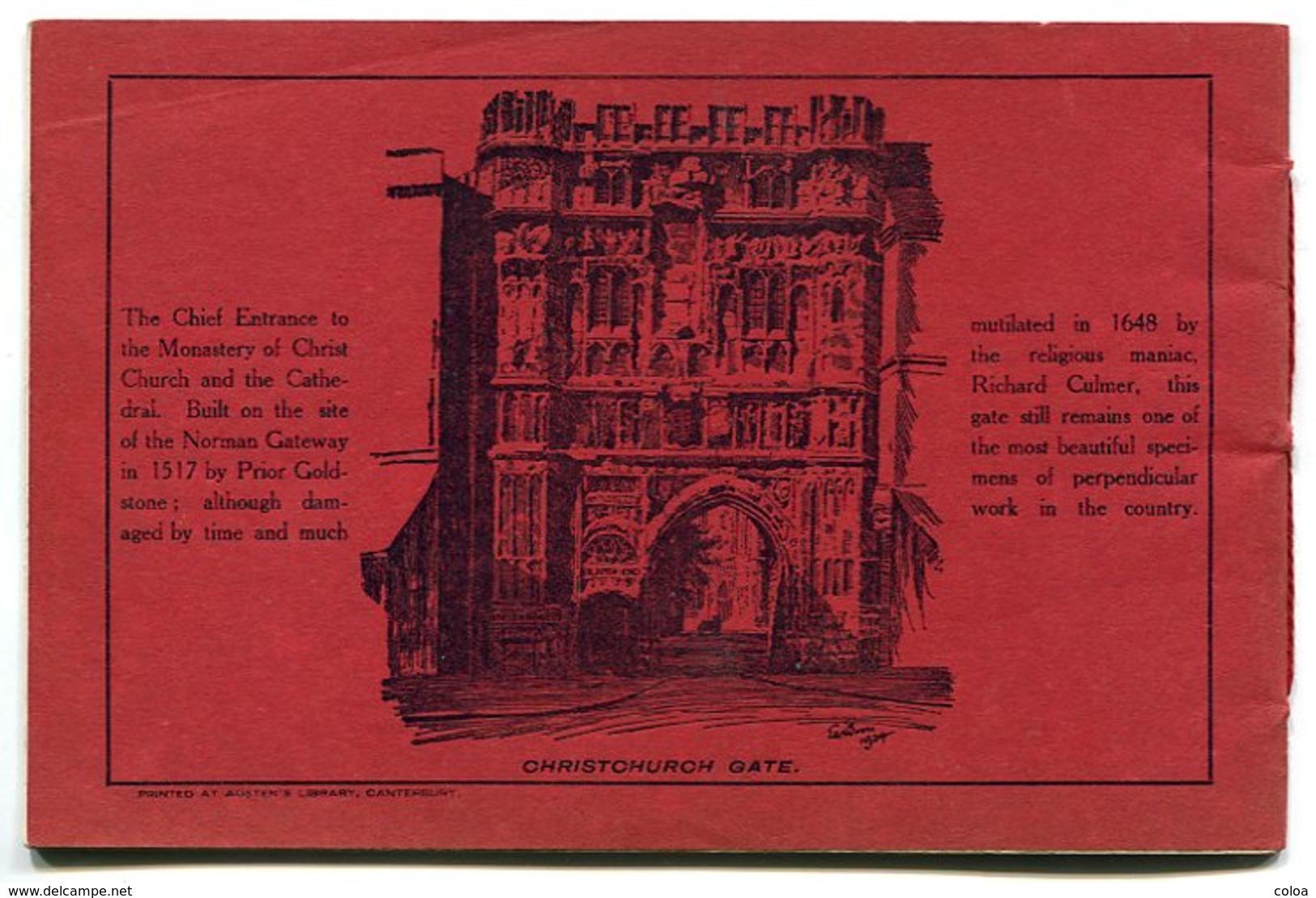 Views Of Canterbury Circa 1930 - Architecture