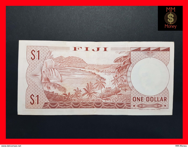 FIJI 1 Dollar 1974 P. 71 A  VF + \ XF - Fidji