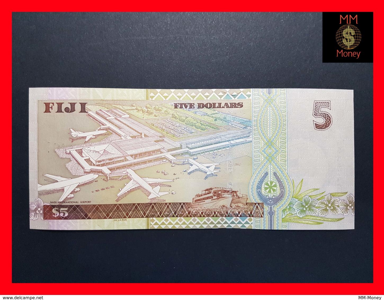 FIJI 5 Dollars 2002  P. 105 B   UNC - Fidji