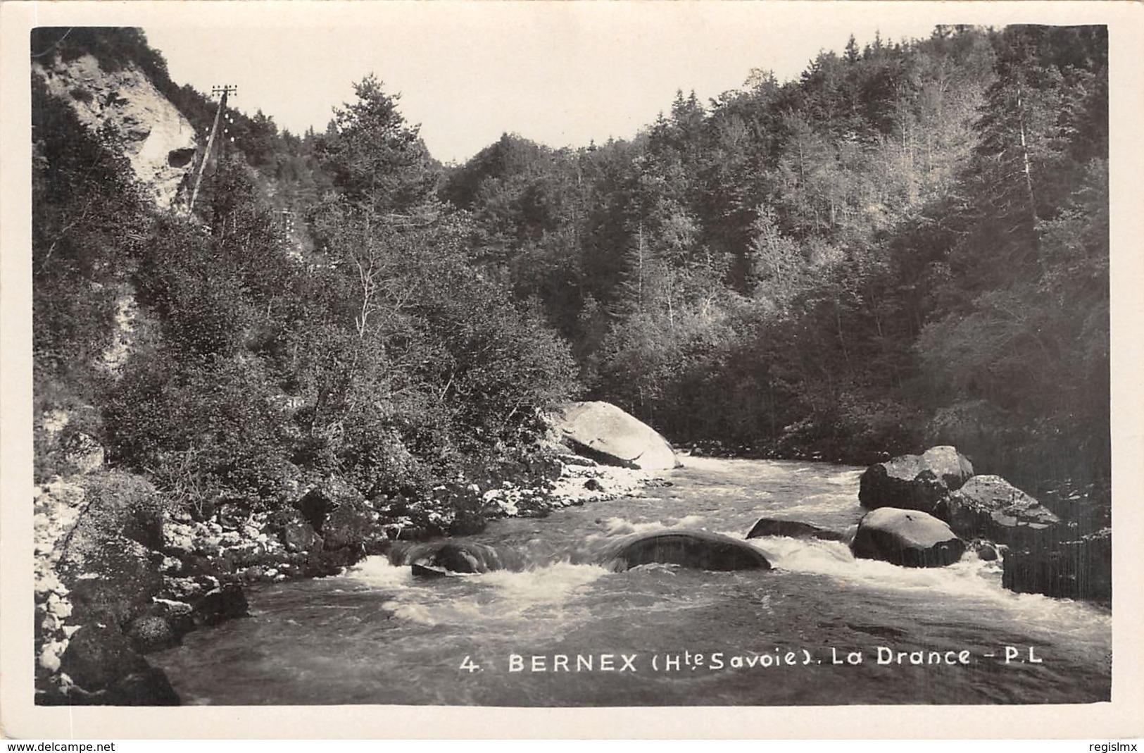 74-BERNEX-N°2406-E/0307 - Autres Communes