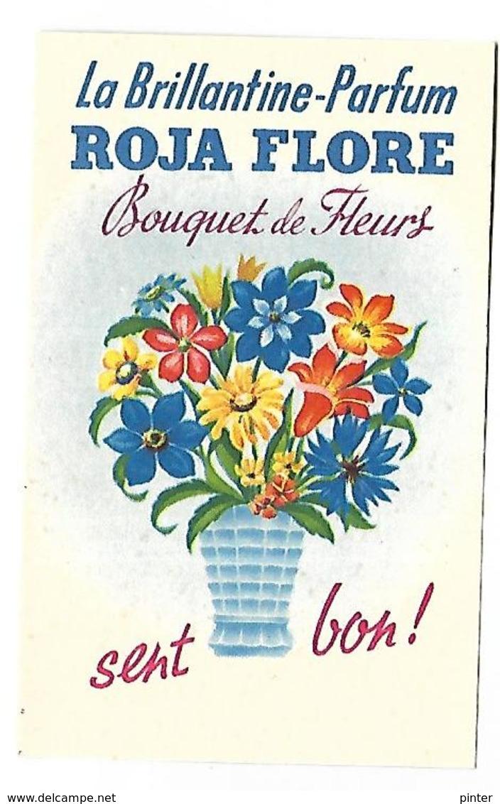 PARFUM - La Brillantine Parfum ROJA FLORE - Bouquet De Fleurs - Werbepostkarten